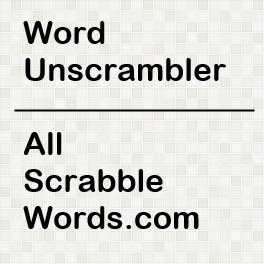 Unscramble Scrambled Words Unscrambled From Letters Scrambled